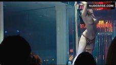 13. Sunny Leone Striptease Scene – The Virginity Hit