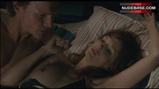 8. Kelly Reilly Shows Nude Boob – Puffball
