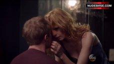 1. Kelly Reilly Sexy Scene – Black Box