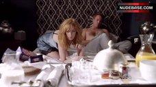 3. Kelly Reilly Sexy Scene – Black Box
