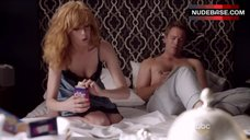 5. Kelly Reilly Sexy Scene – Black Box