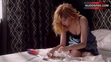 8. Kelly Reilly Sexy Scene – Black Box