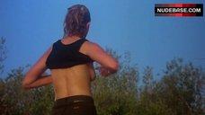 14. Denise Crosby in Wet T-Shirt – Eliminators