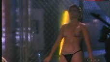 8. Denise Crosby Topless – Red Shoe Diaries
