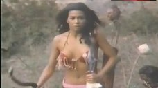 Irene Cara in Bikini – Caged In Paradise