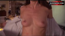 3. Diane Farr Shows Naked Boobs and Ass – Californication