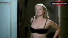 Alison Eastwood in Black Bra – If You Only Knew