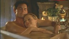 Alison Eastwood Hot Scene in Tub – The Spring