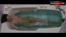 Martina Garcia Shows Tits and Pussy in Bathtub – The Hidden Face