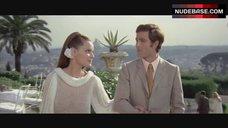 Sexy Daniele Gaubert in See-Through Dress – Camille 2000