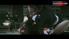 Peta Sergeant Hot Scene – Iron Sky