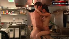 Christine Nguyen Sex in Kitchen – Sin City Diaries