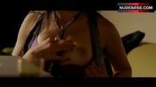 2. Christine Nguyen Shows Naked Boob – Hollywood Sex Wars