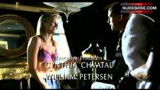 Brianne Davis Bra Scene – Csi: Crime Scene Investigation