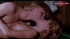 Linnea Quigley Boobs Scene – Silent Night, Deadly Night