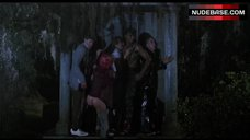 Linnea Quigley Exposed Ass – The Return Of The Living Dead