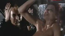 Linnea Quigley Shows Pokies – The Return Of The Living Dead