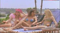 8. Linnea Quigley in Bikini – Heavy Petting Detective