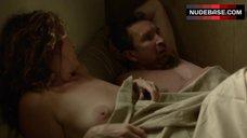 Brooke Smith Exposed Nipples – Ray Donovan