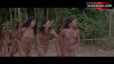 Dira Paes Bouncing Breasts – The Emerald Forest