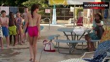 10. Aubrey Plaza Bikini Scene – The To Do List