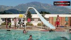 4. Aubrey Plaza Bikini Scene – The To Do List