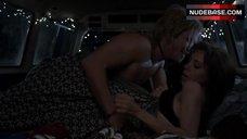 2. Aubrey Plaza Sex in Car – The To Do List