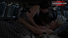 6. Aubrey Plaza Sex in Car – The To Do List