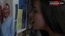 5. Aubrey Plaza Sex Scene – The To Do List