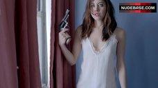 Aubrey Plaza in Underwear – Ned Rifle