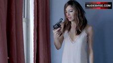 8. Aubrey Plaza in Underwear – Ned Rifle