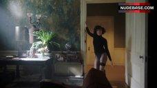 5. Aubrey Plaza Hot Scene – Legion