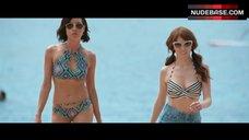 Aubrey Plaza Hot in Bikini – Mike & Dave Need Wedding Dates