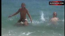 Emmanuelle Beart Topless Scene – Premiers Desirs