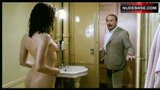 Emmanuelle Beart Nude in Shower – L' Amour En Douce