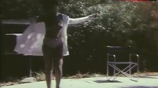 Marilyn Joi Topless near Pool – Mean Mother