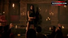 4. Eiza Gonzalez Seductive Dance with White Snake – From Dusk Till Dawn: The Series