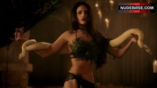 Eiza Gonzalez Seductive Dance with White Snake – From Dusk Till Dawn: The Series