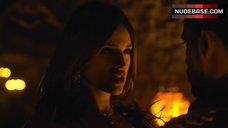 10. Eiza Gonzalez in Lingerie – From Dusk Till Dawn: The Series