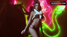 2. Eiza Gonzalez Erotic Dance on Stage – From Dusk Till Dawn: The Series
