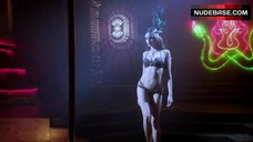 4. Eiza Gonzalez Erotic Dance on Stage – From Dusk Till Dawn: The Series