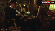 10. Eiza Gonzalez in Sexy Lingerie – From Dusk Till Dawn: The Series