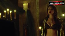 4. Eiza Gonzalez in Sexy Lingerie – From Dusk Till Dawn: The Series