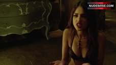 9. Eiza Gonzalez in Sexy Lingerie – From Dusk Till Dawn: The Series