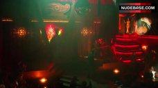 2. Eiza Gonzalez Shows Hot Lingerie – From Dusk Till Dawn: The Series