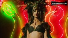 7. Eiza Gonzalez Shows Hot Lingerie – From Dusk Till Dawn: The Series