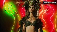 9. Eiza Gonzalez Shows Hot Lingerie – From Dusk Till Dawn: The Series