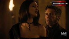 6. Eiza Gonzalez Hot in Underwear Scene – From Dusk Till Dawn: The Series