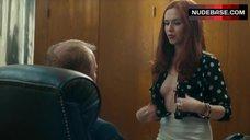 Elizabeth Mclaughin Hot Scene – Hand Of God