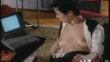 Catherine Bell Nude Breasts – Dream On
